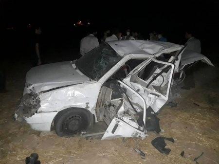 تصادفات رانندگی جان ۷۸۹۱ نفر را درنیمه اول امسال گرفت