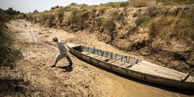 خشکسالی و سوءمدیریت کمر منابع آب ایران را شکست