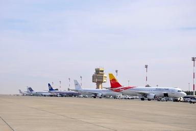 افزایش تدریجی پروازهای فرودگاه اصفهان