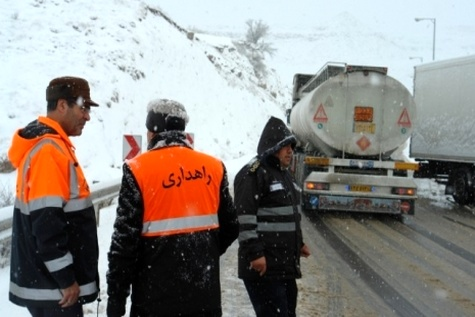 ◄ بازدید مدیر کل راهداری اردبیل از محورهای برف گیر