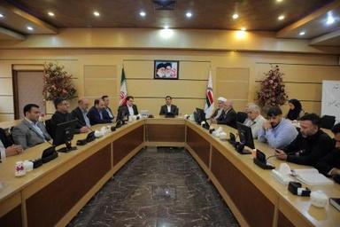 اعطا احکام اعضای شورای بسیج شرکت ساخت