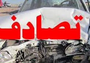 ۴ کشته در سانحه رانندگی خراسان شمالی