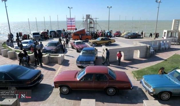 گزارش تصویری / نمایشگاه خودروهای قدیمی