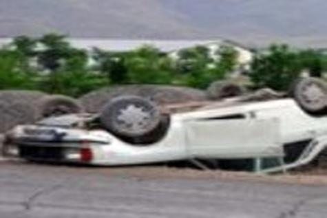 حادثه رانندگی در جاده سبزوار - اسفراین یک نفر کشته برجای گذاشت