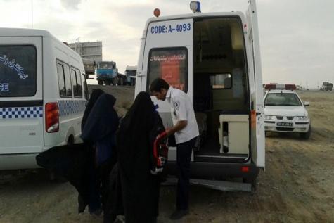 تصادفات جاده ای علت ۵۰ درصد معلولیت ها نخاعی در مازندران