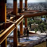 ساماندهی کارگاههای ساختمانی و ایمنسازی معابر پایتخت در آستانه مهر