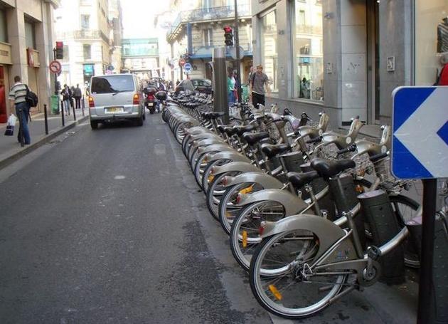 «کیوتو» بهشت دوچرخهسواران را ببینید + تصاویر