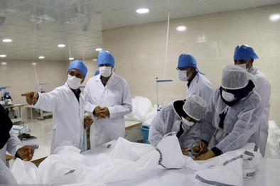 آمار مبتلایان به کرونا در کرمانشاه سه رقمی شد