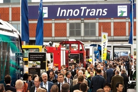 Themed tours of InnoTrans ۲۰۱۶