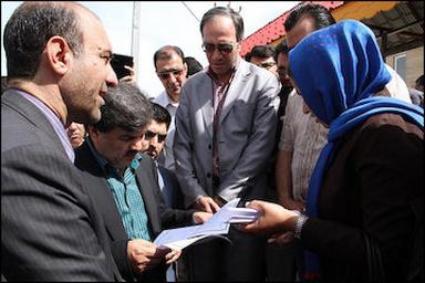 رفع نواقص پروژههای شهرجدید هشتگرد با تغییر در ضابطهها/ استفاده از تسهیلات طرح اقدام ملی جهت تکمیل پروژههای مسکن مهر