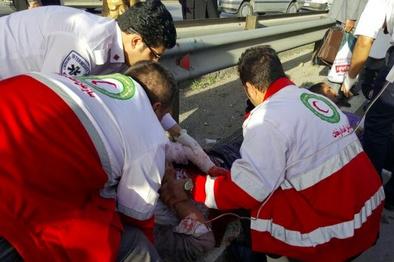 نجات ۲۲۶ نفر از حوادث مختلف در سه روز گذشته