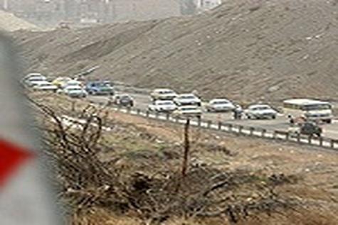 اعلام محدودیتهای ترافیکی یازدهم تا چهاردهم تیر ۹۳