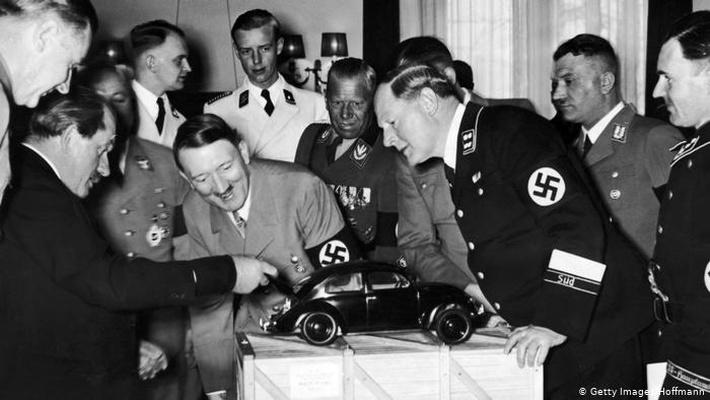 ماشین ارزانقیمت هیتلر