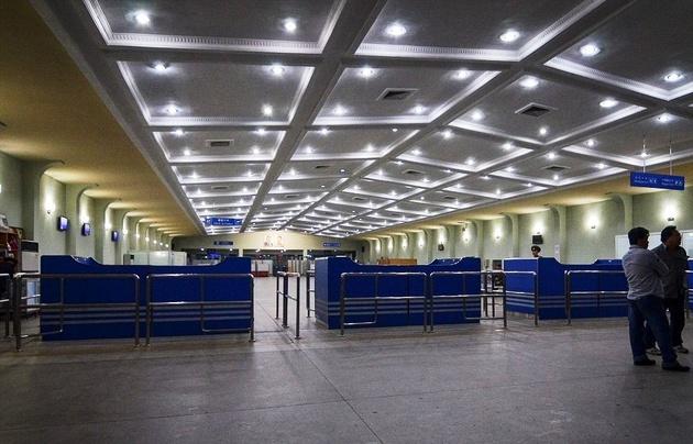 فرم اظهارنامه مسافری قبل از ورود مسافران به گیت گمرک ارایه میشود