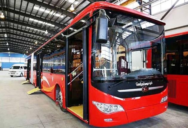 بازسازی به جای نوسازی؛ راهکاری برای جوان شدن اتوبوسهای شهری اصفهان