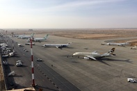 پرواز امروز اراک -مشهد لغو شد