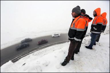 جزئیات تمهیدات راهداری زمستانی استان کردستان