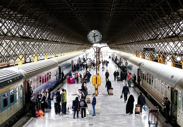 جزئیات بلیت قطارهای نوروزی رجا