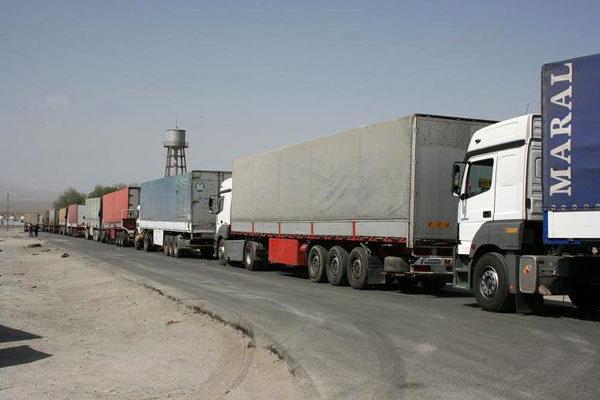 ترانشیپ بیش از ۷۵۰ هزار تن کالا از پایانه های مرزی خوزستان