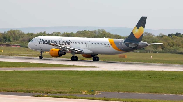 Thomas Cook Collapses Leaving Over 150,000 Stranded