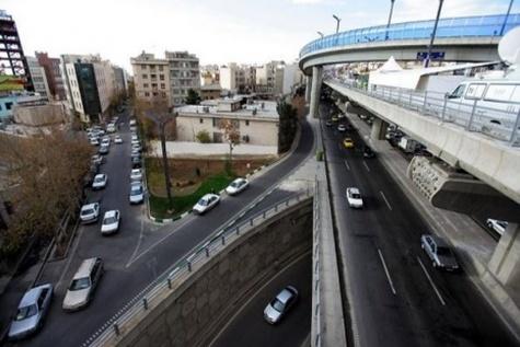 وعده اصلاح ترافیکی پل صدر