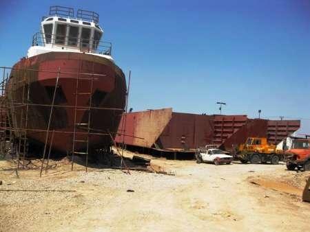 هرمزگان توانمندی ساخت و تعمیرات انواع شناور و کشتی را دارد