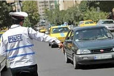 تمهیدات ترافیکی پلیس استان فارس در روزهای تاسوعا و عاشورا