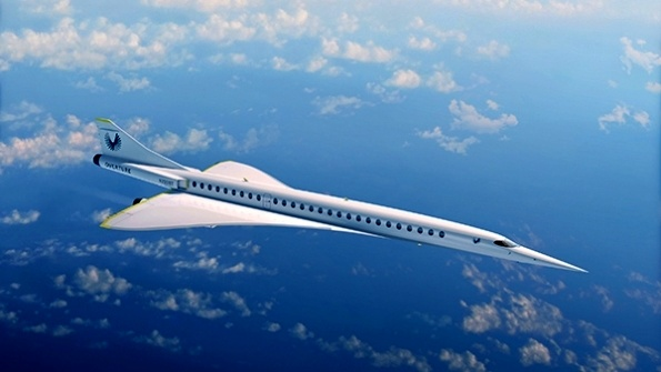 Boom raises $100 million for supersonic commercial airliner