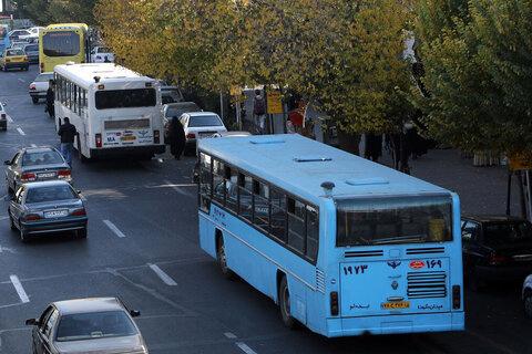 ۵۰ درصد اتوبوسهای بوشهر نیازمند نوسازی است