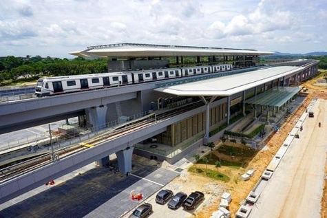 Tendering begins for Kuala Lumpur Line MRT3
