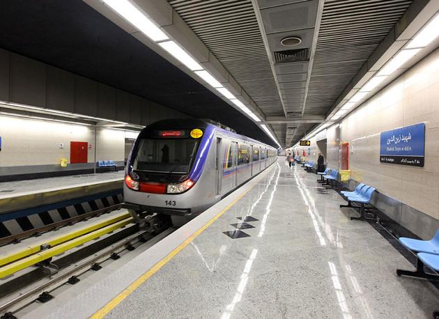 توسعه و بهبود حملونقل ریلی نخستین اولویت شهرداری تهران در سال 97