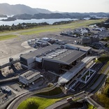 New terminal opens at Norway's Bergen Airport