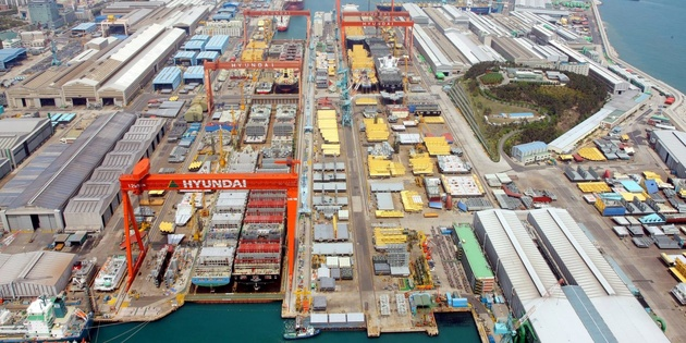 Hyundai Heavy wins US$407 million order from Europe