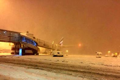 آمادگی کامل فرودگاه ارومیه برای پروازهای ورودی و خروجی