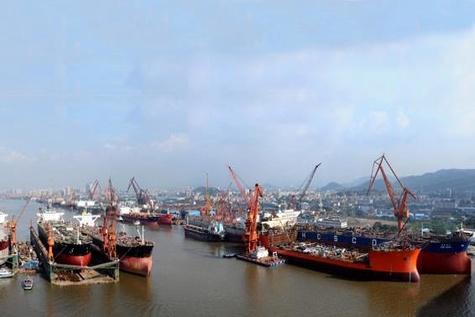 ۲۰۱۷، سال دشوار کشتیسازی