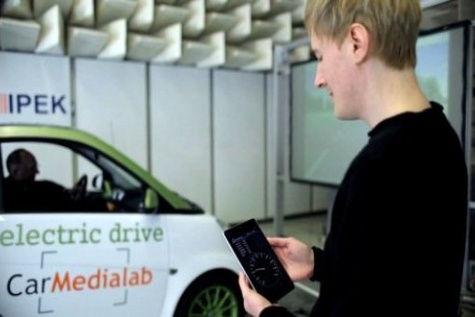 Real - time data for smart electric mobility