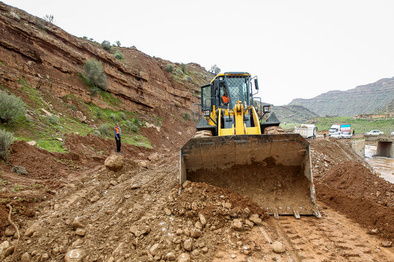 ۳۶۰ کیلومتر راه روستایی شهرستان ماهنشان نیاز به بهسازی دارد