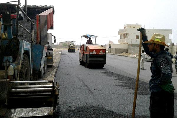 افتتاح 11 پروژه عمرانی به مناسبت هفته دولت در شهرستان ارومیه
