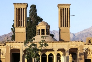 خانه تاریخی شترگلو؛ اثر معماری متعلق به اواخر دوره قاجار