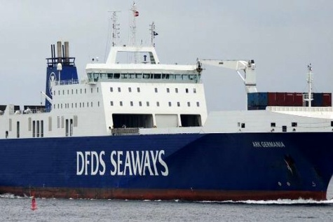 Verifavia approves DFDS's first MRV plan