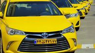 ممنوعیت جابجایی مسافر برون شهری توسط تاکسی های فرودگاه مهرآباد