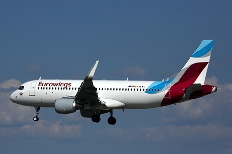 Eurowings, UFO union sign collective agreement