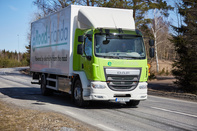 World's first battery-charging road opens in Sweden