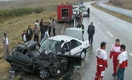 تلفات جاده ای در کشور از 27 هزار به 16 هزار نفر کاهش یافت