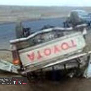 کاهش پنج درصدی تلفات جادهای در خراسان رضوی / پراید بیشترین حادثه را آفرید