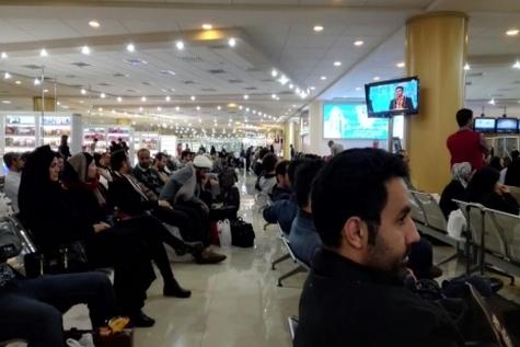 مهرآباد، مشهد، امامخمینی و کیش پرترافیکترین فرودگاههای آذرماه