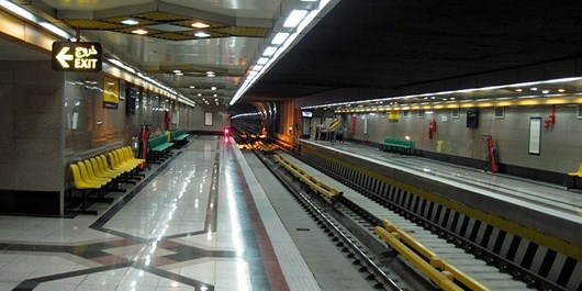 اهدای جایزه ملی کیفیت به هدلینگ تخصصی نیرو در پروژه خط 7 متروی تهران