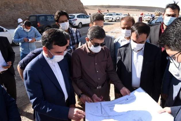 رییس جمهوری بر تکمیل آزاد راه چرمشهر - آبیک تاکید دارد