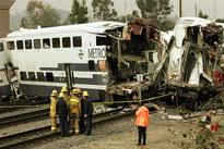 103 کشته و زخمی در حادثه خروج قطار از ریل در آمریکا