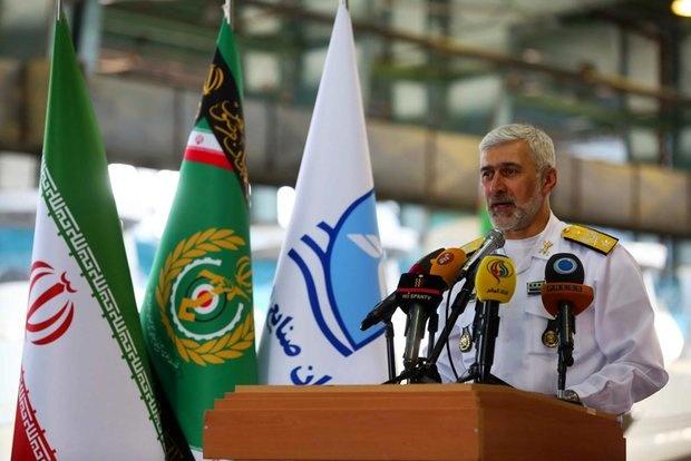 شناورهای تمام ایرانی تا سه سال دیگر